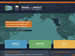 Trade & Invest British Columbia