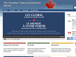 Canadian Trade Commissioner Server