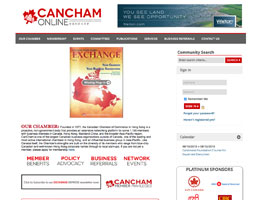 Canadian Chamber of Commerce HK